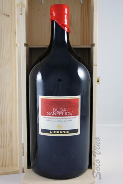 Cirò Rosso Riserva Duca San Felice 2011