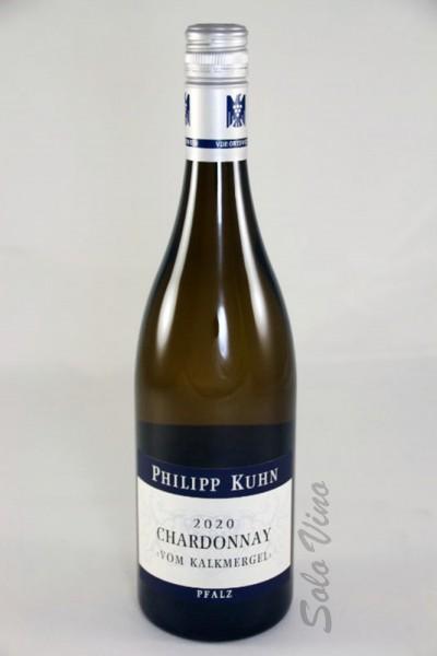 """Chardonnay DIRMSTEINer """"Vom Kalkmergel"""" 2020"""