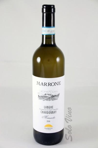 Langhe Chardonnay Memundis 2016