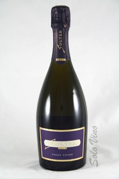 2006er Solter Brut Pinot Cuvée Sekt