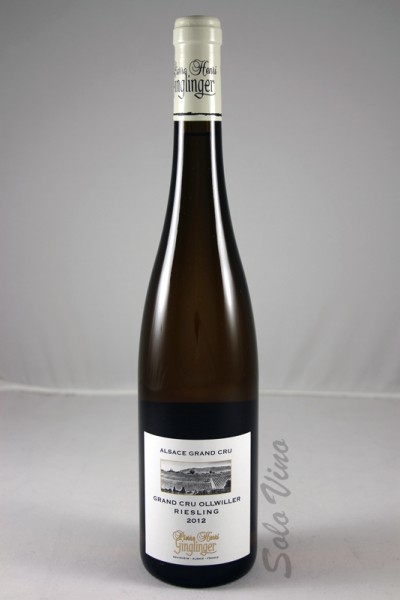 Riesling 2012 Ollwiller