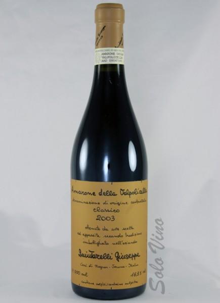 Amarone della Valpolicella 2003