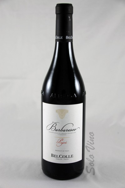 Barbaresco Pajoré 2015