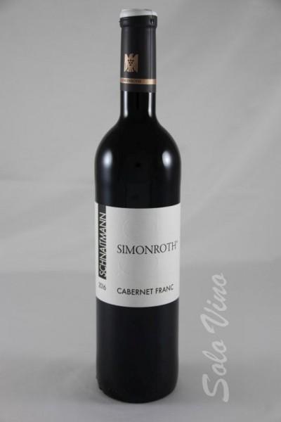 Simonroth Cabernet Franc 2016