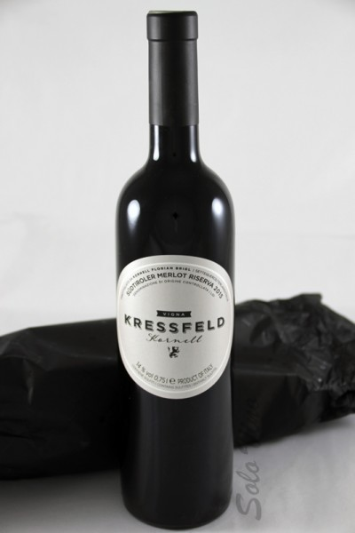 KRESSFELD Merlot Riserva 2015
