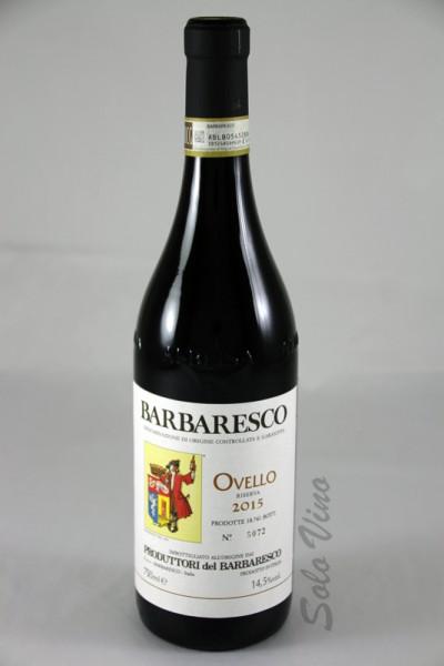 Barbaresco Ovello 2015