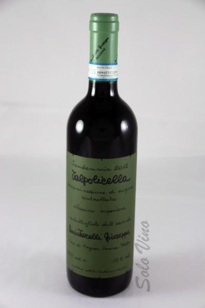 Valpolicella Classico Superiore 2012