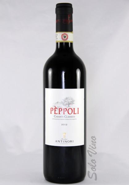 Chianti Classico Peppoli 2013