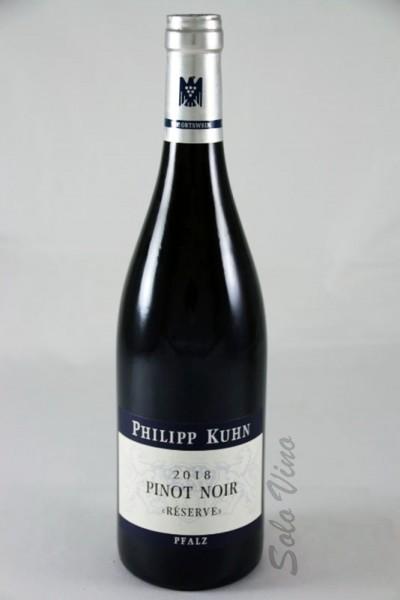 Pinot Noir LAUMERSHEIMer Réserve 2018