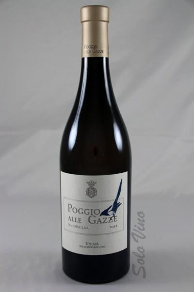 Poggio alle Gazze 2012