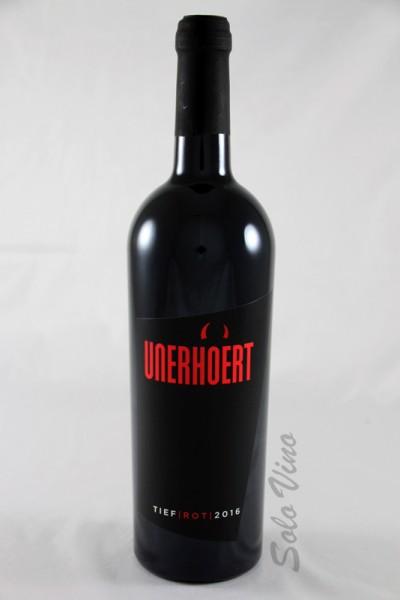 Unerhoert Tief Rot 2016